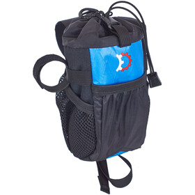 Revelate Designs Mountain Feedbag Borsello blu/nero